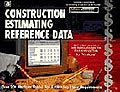 Construction Estimating Reference Data/Book and Disk by Ed Sarviel